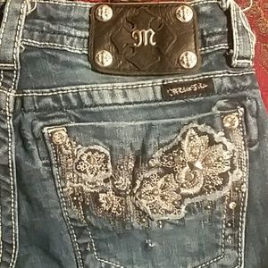 Miss Me Jeans - Miss me jeans size 27 jp5497b boot